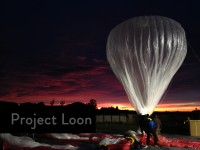 Project Loon, Raven-Google Collaboration
