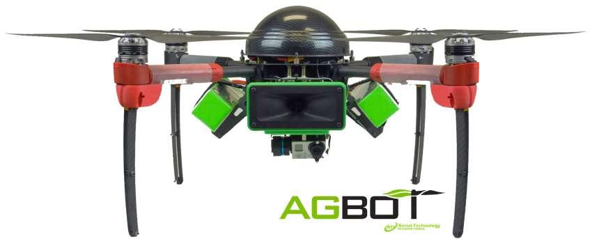 ATI AgBOT Raptor Module