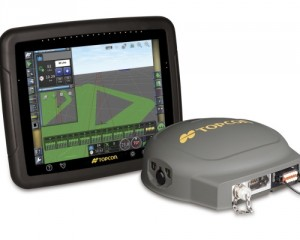 Topcon's System 350 with AGI-4 Receiver.