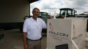 Falcon Soil Adds Mapping Features, Live Sample Tracking
