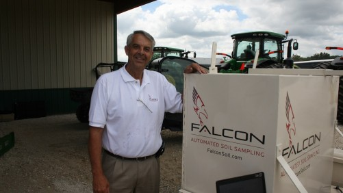 Falcon Automated Soil Sampling