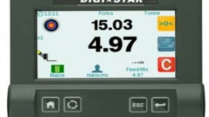 Digi-Star Adds GT560 Scale Indicator To Harvest Tracker System