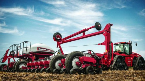 1255 Early Riser Planter with Precision Planting