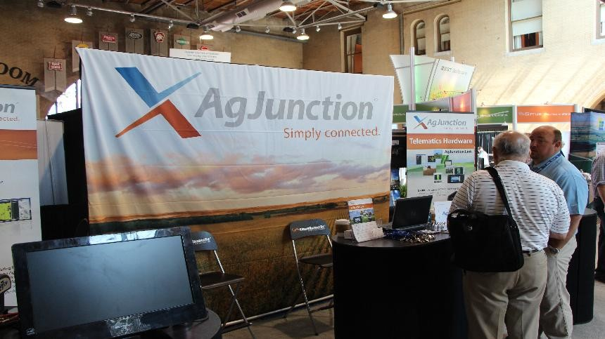 EFC Systems Acquires AgJunction's Cloud Services Division