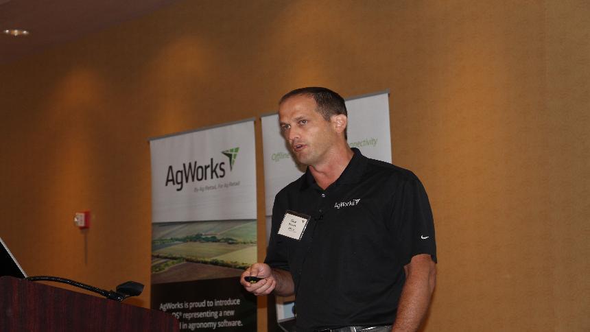 AgWorks President Greg Duhachek