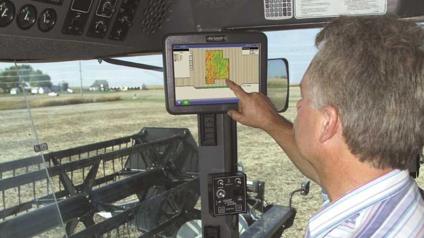 Yield Monitor Tips, New Technologies - PrecisionAg