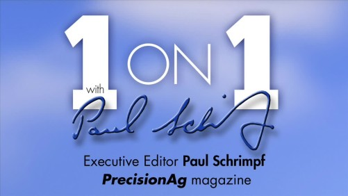 1 on 1 with Paul Schrimpf: Topcon Positioning Systems