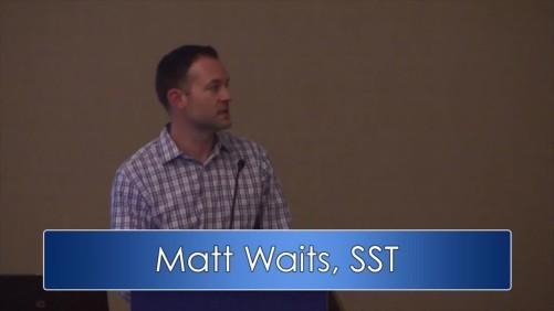 Product Updates From SST Software: Matt Waits