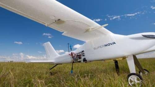Super Nova Drone