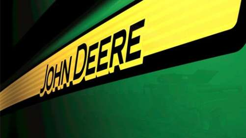 John Deere Close-up