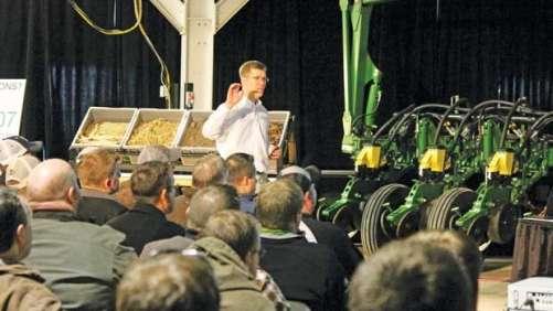 Precision Planting Event