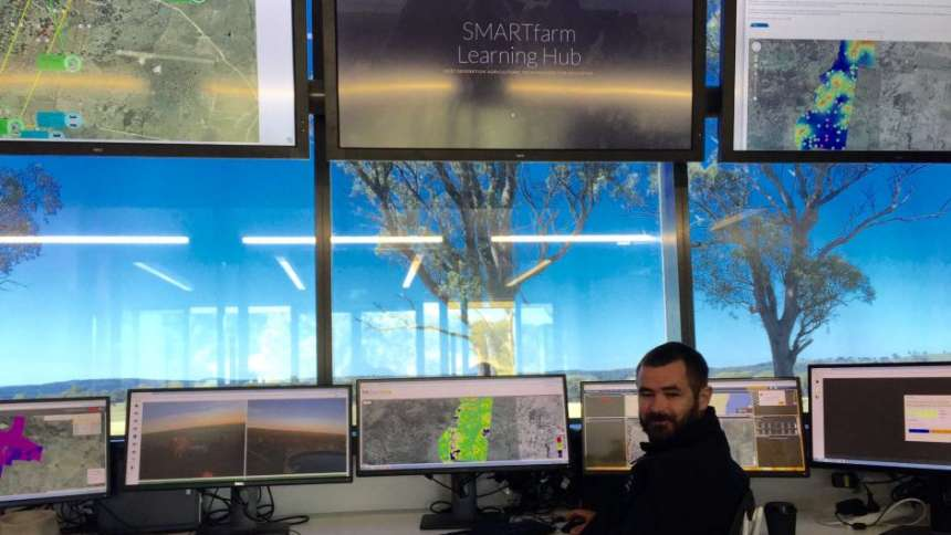 SmartFarm Learning Hub