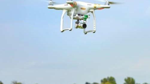 Sentera Phantom Drone