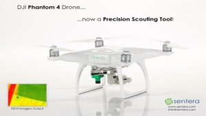DroneMate Reselling Sentera Solutions Throughout New Zealand