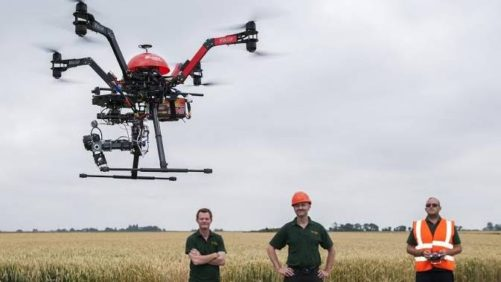Drone Technology in UK