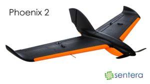 Sentera Phoenix 2 Fixed Wing drone UAV