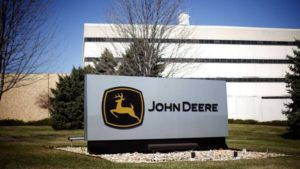 Deere, Climate Corp. To Contest DOJ Effort To Block Precision Planting Acquisition