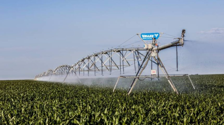 Valley Irrigation Now Exclusive OEM Provider of Trimble's Irrigate-IQ