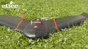 senseFly Launches High Precision, Large Coverage eBee SQ Drone