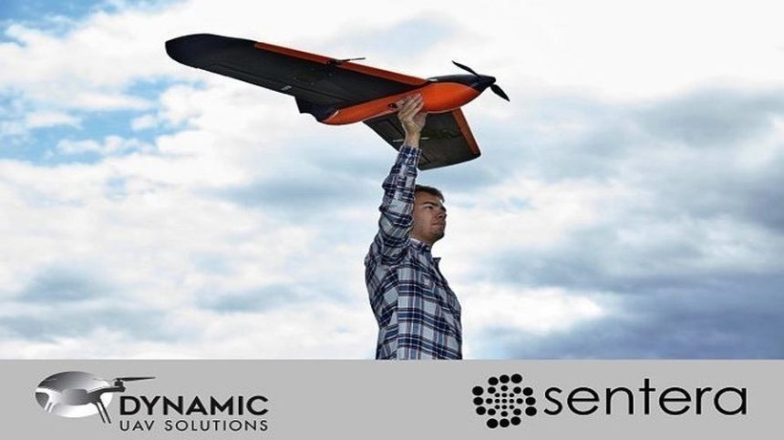 Sentera Joins Forces With Another Drone Distributor