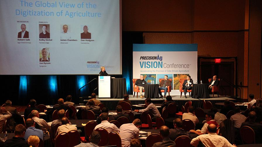 Vision Conference Digital Agriculture Panel