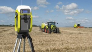 Claas Extends Precision Farming Offering