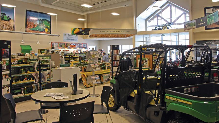 Ag Retailer Equipment Dealer Improve Service By Working