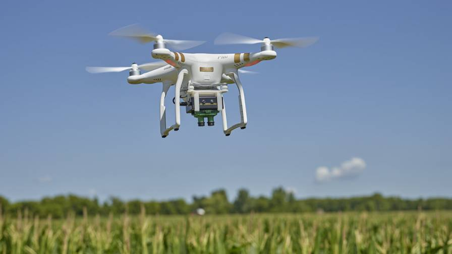 In The Air: Doing It With Agricultural Drones - PrecisionAg