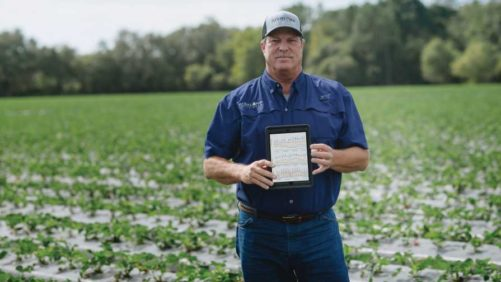 Farming big data style