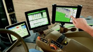 Deere Details New Connect Mobile App, C850 Air Cart