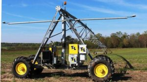 T-L Irrigation Launches GPS Navigation Linear System with RTK