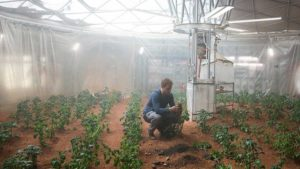 SciFi in Ag: What do North Dakota, Peru, and Mars Have in Common? Farming, of Course