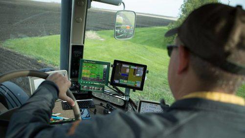 Winfield R7 field monitoring tool