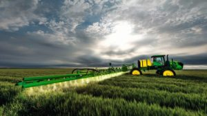 New Study Examines Future Trends in Spray Technologies in Precision Agriculture