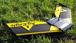 AgEagle takes on the Big Boys with RX48 Fixed Wing Drone