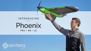 Sentera Phoenix Drone Nears Coveted 1,000 Acre Coverage Ceiling