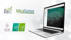 MicaSense Announces Atlas, Pix4D Integration
