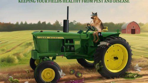 John-Deere-and-Farm-Dog