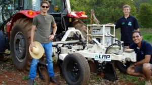 LAP and ABPSAP: Advancing Precision Agriculture in Brazil