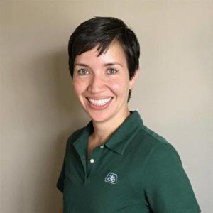 Nadilia Gomez, research scientist, DuPont Pioneer