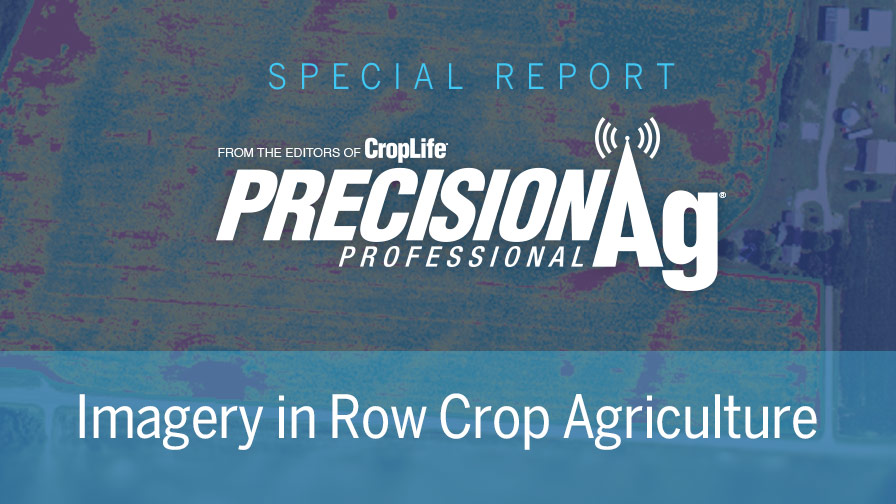 Special Report: Imagery in Row Crop Agriculture