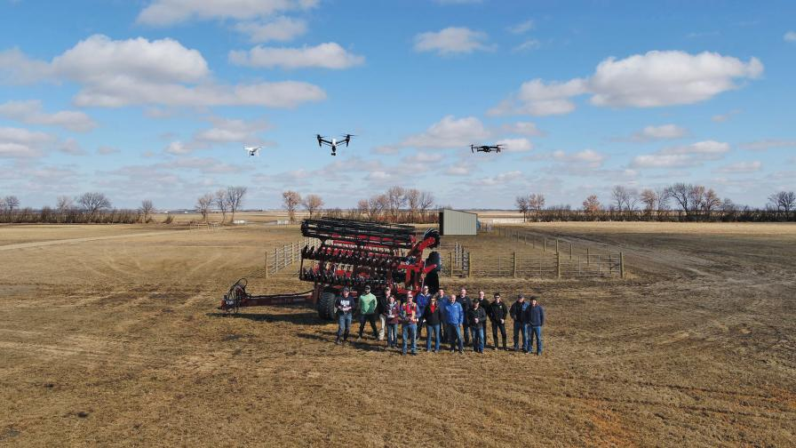 What's Next for Agricultural Drones?