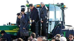 Iowa Farm a Model for Modernizing China Agriculture