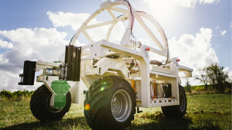 Robots Are Coming for Your Crop Protection (and Other Inputs …)