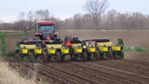 Corn Planter: The Train of Consequences