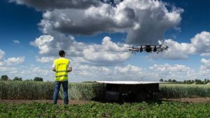 Crop Protection Application by Drone: A Q&A with Kray Technologies CEO Dmytro Surdu