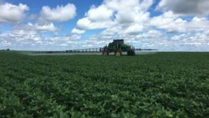 Electrostatic Spraying Grows in South American Agriculture