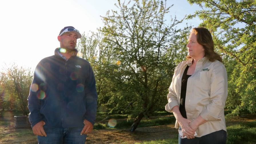 Winters-Farming-farm-manager-Alex-Bergwerff-and-Ranch-Systems-marketing-and-business-development-manager-Hylon-Kaufmann