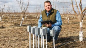 How Wireless Technology Found its Way to a Central California Farm