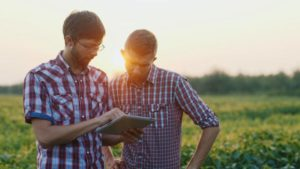 How Does Technology Fit in With Agronomy?